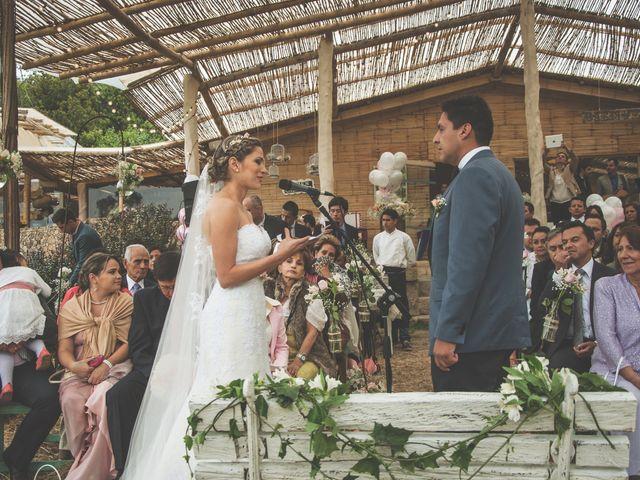 El matrimonio de Javier y Ana en La Calera, Cundinamarca 153