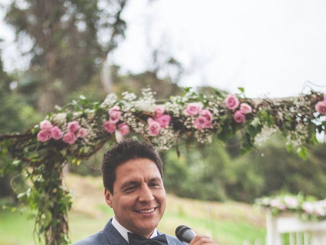 El matrimonio de Javier y Ana en La Calera, Cundinamarca 156