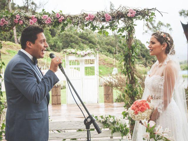El matrimonio de Javier y Ana en La Calera, Cundinamarca 159