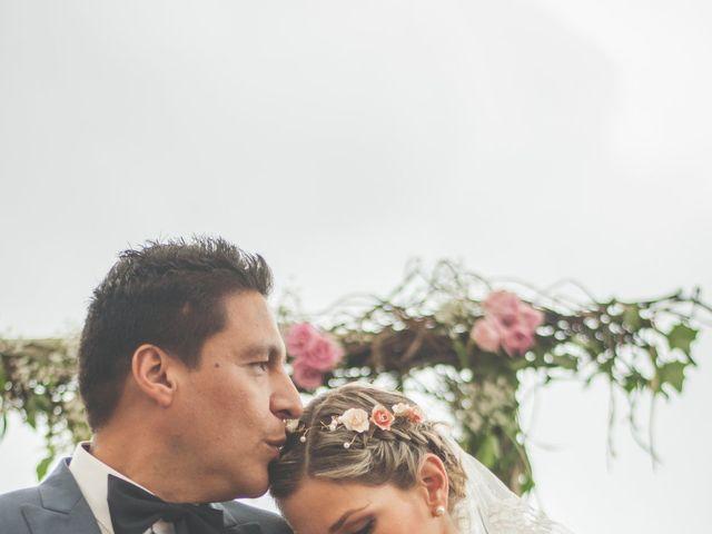 El matrimonio de Javier y Ana en La Calera, Cundinamarca 163