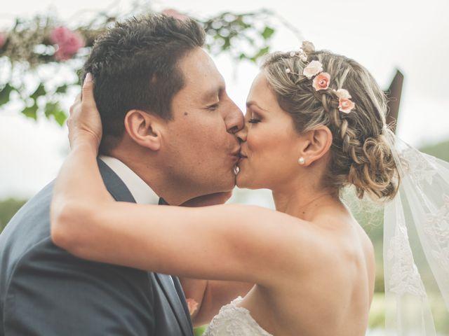 El matrimonio de Javier y Ana en La Calera, Cundinamarca 165