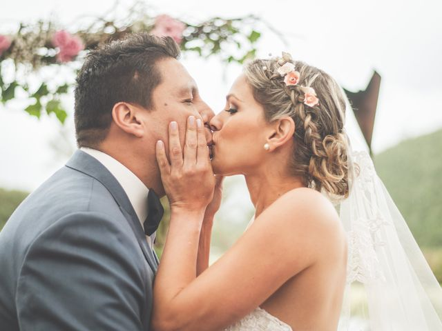 El matrimonio de Javier y Ana en La Calera, Cundinamarca 166