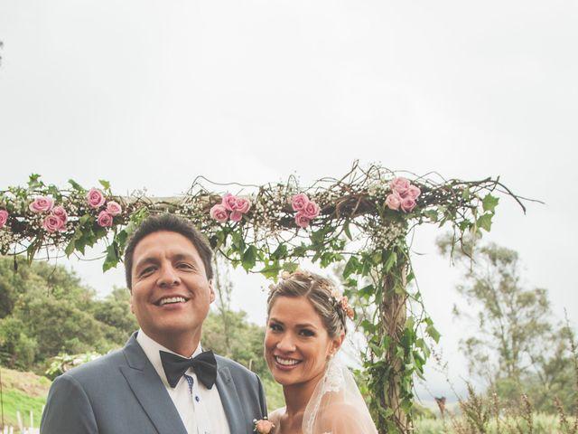 El matrimonio de Javier y Ana en La Calera, Cundinamarca 167