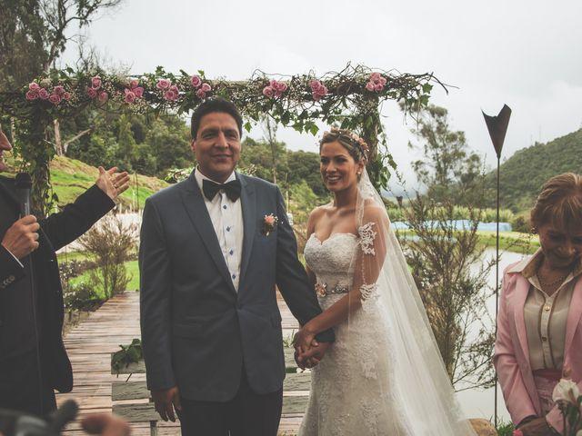 El matrimonio de Javier y Ana en La Calera, Cundinamarca 168