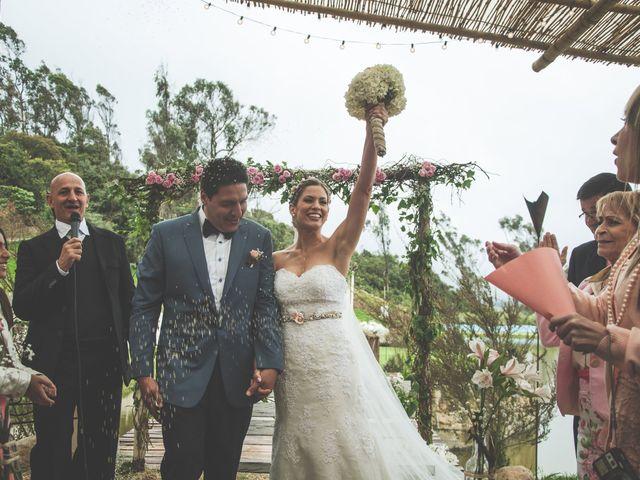 El matrimonio de Javier y Ana en La Calera, Cundinamarca 169