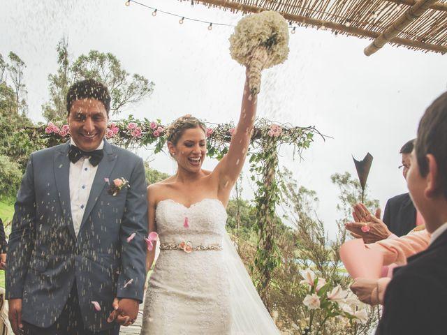 El matrimonio de Javier y Ana en La Calera, Cundinamarca 170
