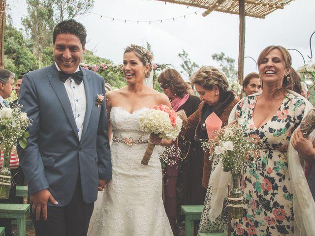 El matrimonio de Javier y Ana en La Calera, Cundinamarca 171