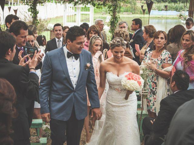 El matrimonio de Javier y Ana en La Calera, Cundinamarca 172