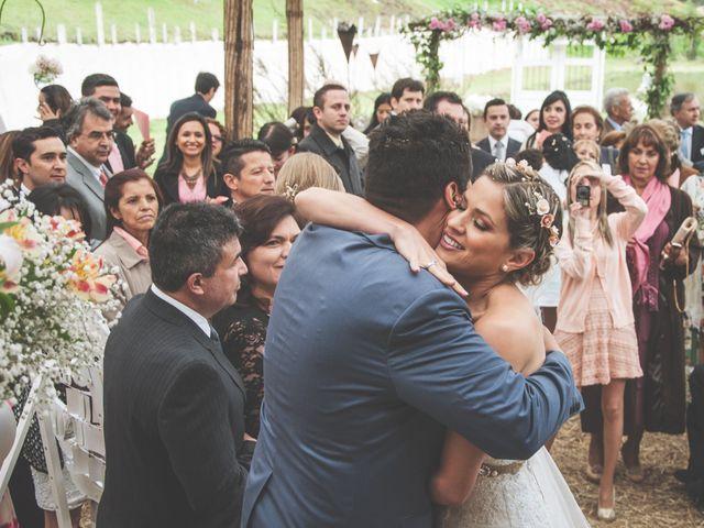 El matrimonio de Javier y Ana en La Calera, Cundinamarca 173