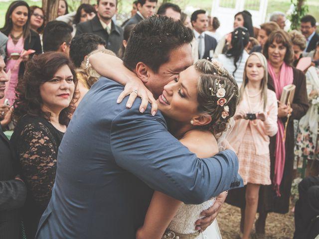 El matrimonio de Javier y Ana en La Calera, Cundinamarca 175