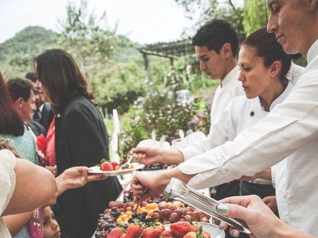 El matrimonio de Javier y Ana en La Calera, Cundinamarca 176