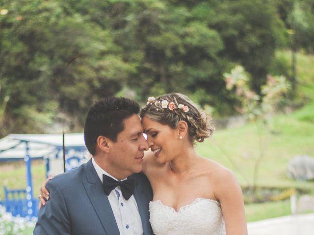 El matrimonio de Javier y Ana en La Calera, Cundinamarca 177