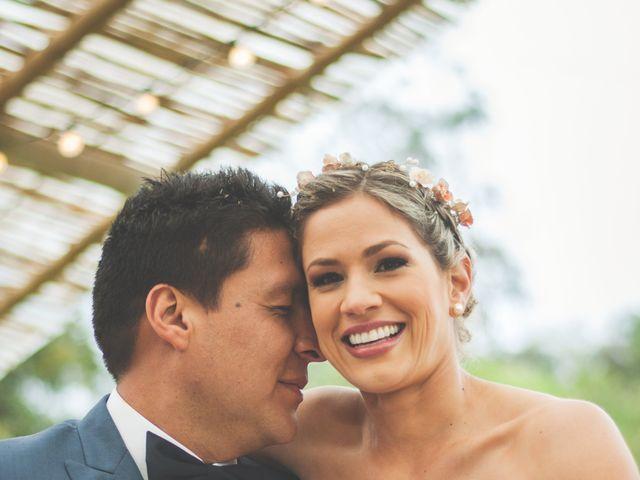 El matrimonio de Javier y Ana en La Calera, Cundinamarca 178