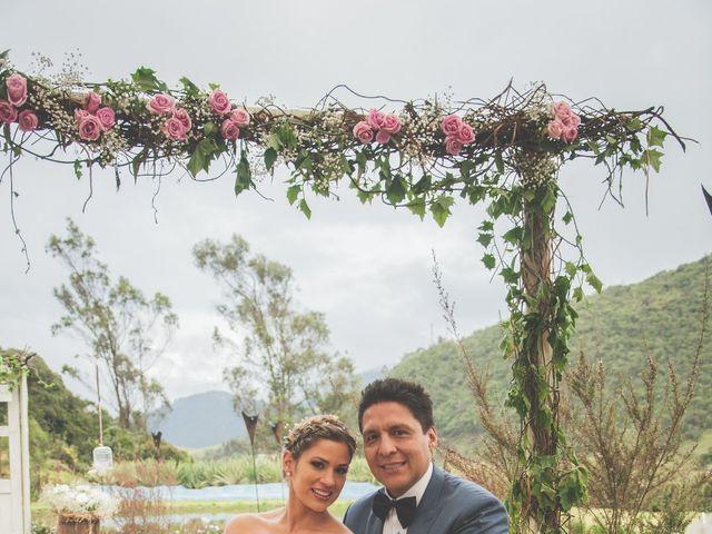 El matrimonio de Javier y Ana en La Calera, Cundinamarca 182