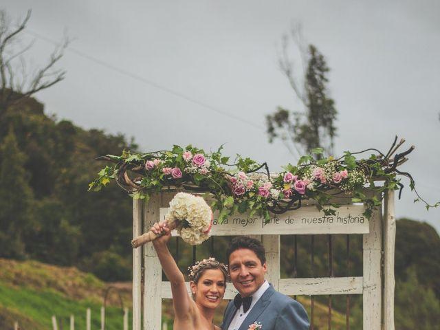El matrimonio de Javier y Ana en La Calera, Cundinamarca 183