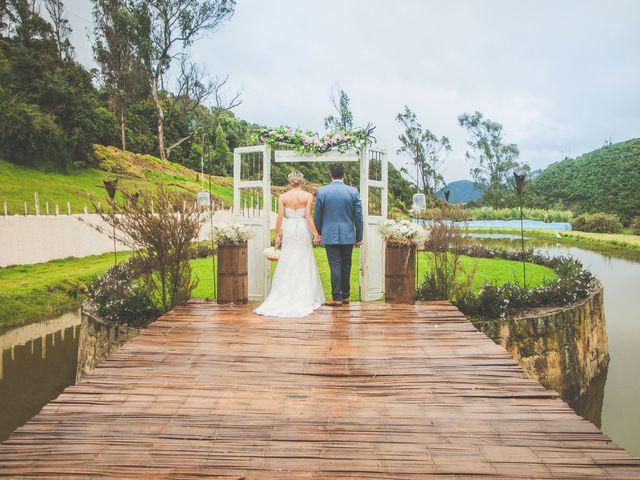 El matrimonio de Javier y Ana en La Calera, Cundinamarca 187