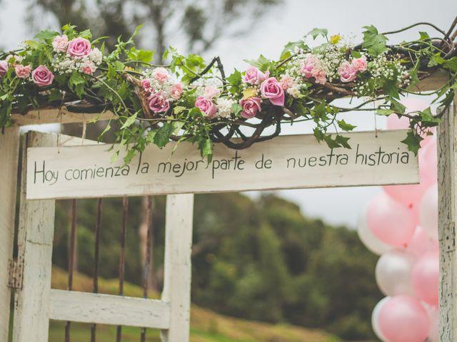 El matrimonio de Javier y Ana en La Calera, Cundinamarca 195