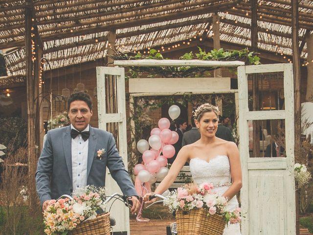 El matrimonio de Javier y Ana en La Calera, Cundinamarca 198
