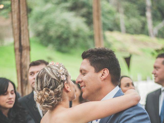 El matrimonio de Javier y Ana en La Calera, Cundinamarca 203