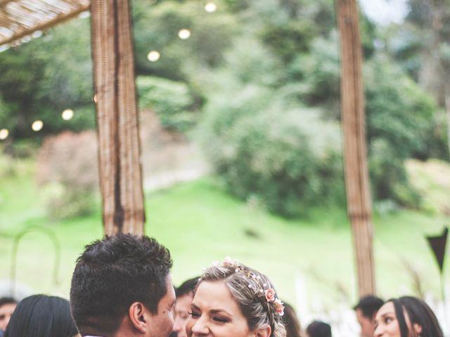 El matrimonio de Javier y Ana en La Calera, Cundinamarca 206