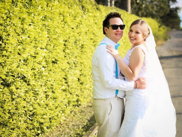 El matrimonio de Ana y Esteban