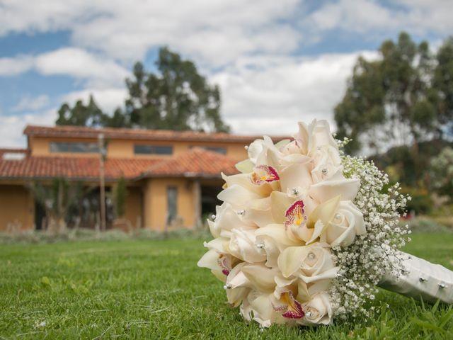 El matrimonio de Felipe y Liliana en La Vega, Cundinamarca 7