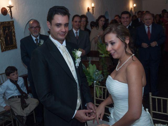 El matrimonio de Liliana y Felipe