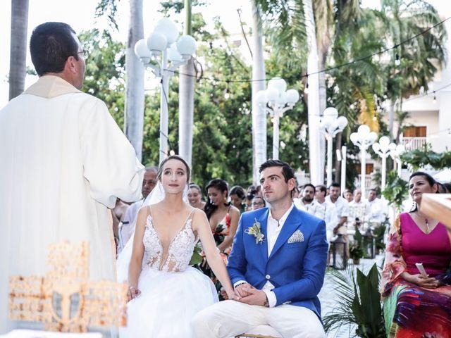 El matrimonio de Diana  y Nicolás