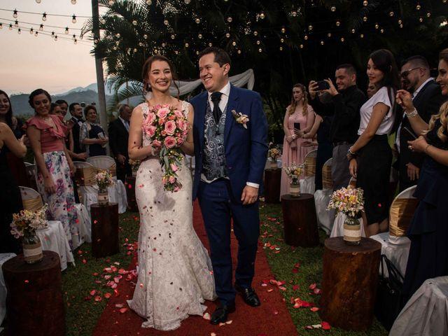 El matrimonio de Víctor y Carolina en Cali, Valle del Cauca 13