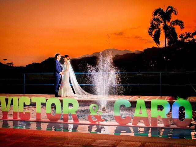 El matrimonio de Víctor y Carolina en Cali, Valle del Cauca 1