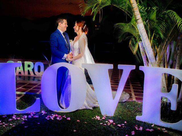 El matrimonio de Víctor y Carolina en Cali, Valle del Cauca 15