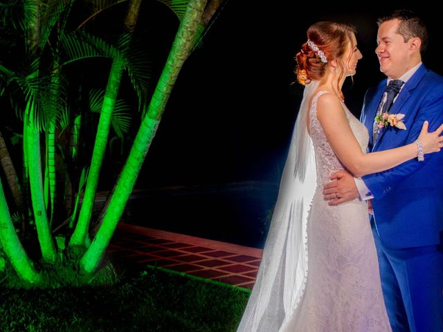 El matrimonio de Víctor y Carolina en Cali, Valle del Cauca 16