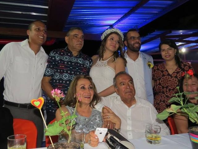 El matrimonio de Jeckson  y Angélica en Bucaramanga, Santander 9