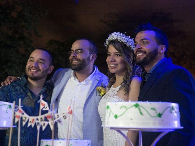 El matrimonio de Jeckson  y Angélica en Bucaramanga, Santander 10