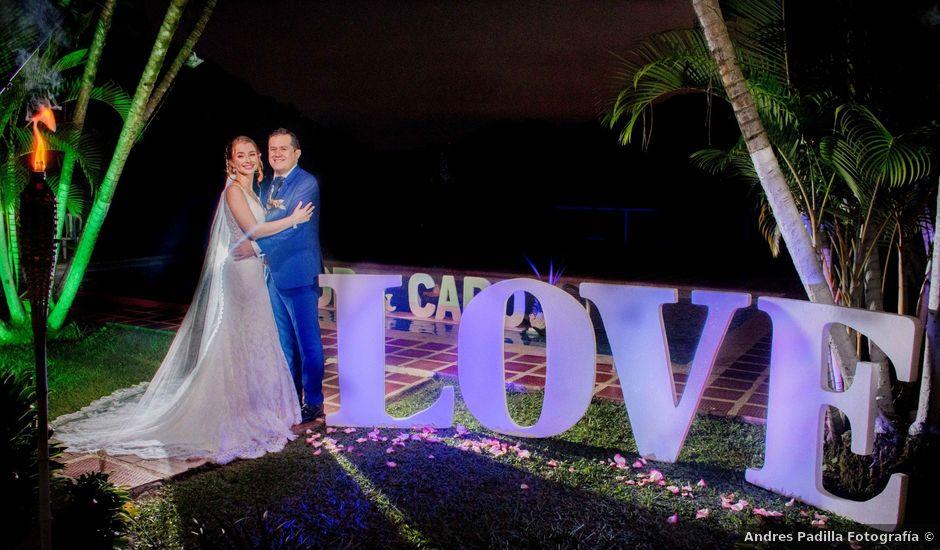 El matrimonio de Víctor y Carolina en Cali, Valle del Cauca