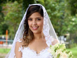El matrimonio de Tatiana y Andrés 3