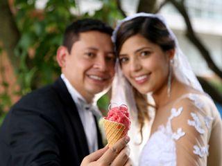 El matrimonio de Tatiana y Andrés