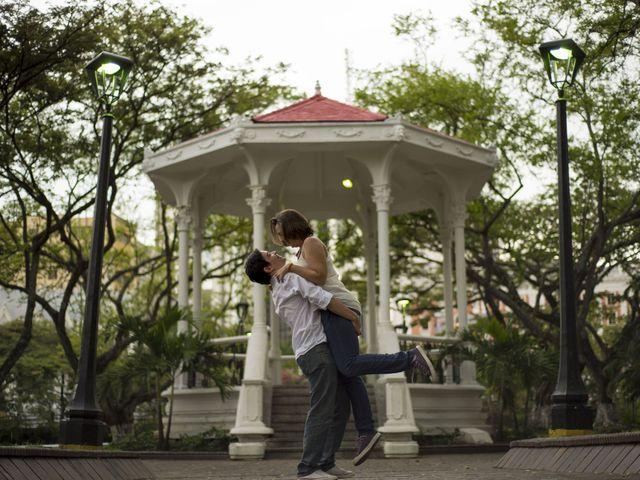 El matrimonio de Andres y Mayling en Cali, Valle del Cauca 6