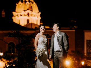 El matrimonio de Silvia y Alejandro