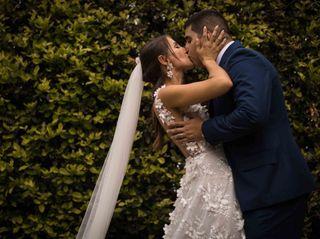 El matrimonio de Anna Isabel y Jhonatan