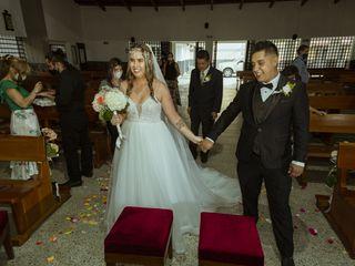 El matrimonio de Natalia y Diego 1