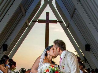El matrimonio de Andrea y Daniel 2