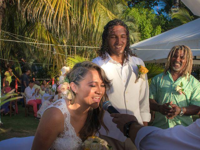 El matrimonio de Josti y Leidy en Providencia y Santa Catalina, Archipiélago de San Andrés 7