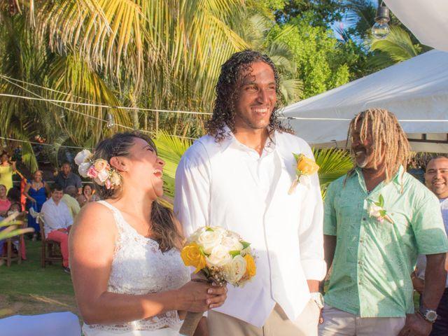 El matrimonio de Josti y Leidy en Providencia y Santa Catalina, Archipiélago de San Andrés 8