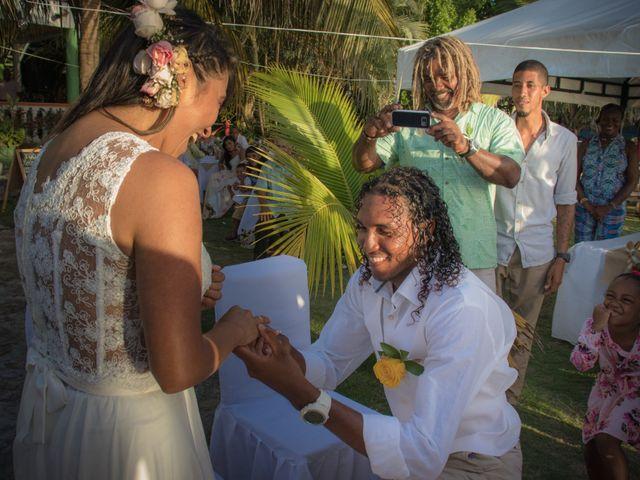 El matrimonio de Josti y Leidy en Providencia y Santa Catalina, Archipiélago de San Andrés 11
