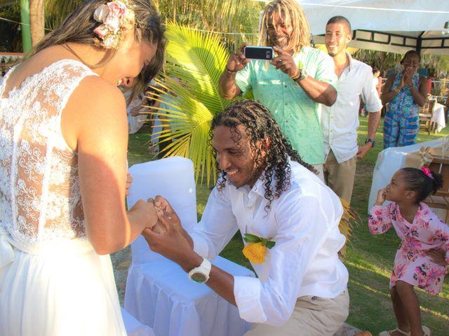El matrimonio de Josti y Leidy en Providencia y Santa Catalina, Archipiélago de San Andrés 12