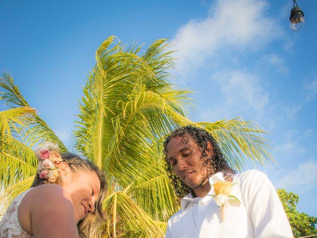 El matrimonio de Josti y Leidy en Providencia y Santa Catalina, Archipiélago de San Andrés 14