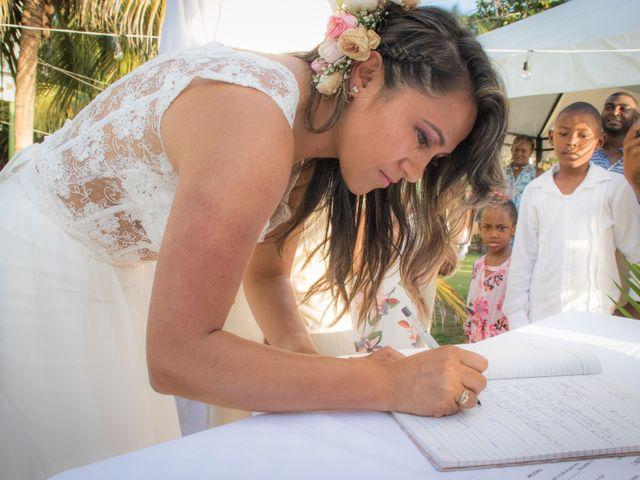 El matrimonio de Josti y Leidy en Providencia y Santa Catalina, Archipiélago de San Andrés 15
