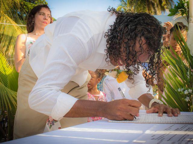El matrimonio de Josti y Leidy en Providencia y Santa Catalina, Archipiélago de San Andrés 16