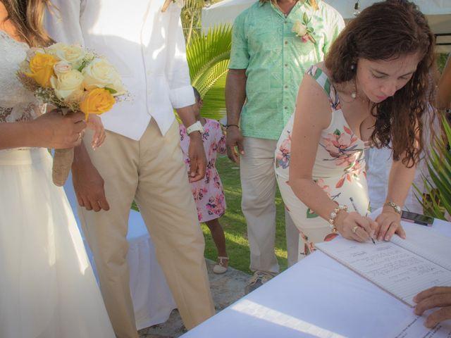 El matrimonio de Josti y Leidy en Providencia y Santa Catalina, Archipiélago de San Andrés 17